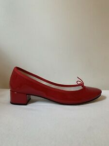 Repetto Patent Heel / FR Size 42/US10