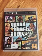 PS3 Playstation 3 GTA5 Grand Theft Auto V 5