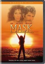 Mask (DVD, WS, 2004, Directors Cut) Cher Sam Elliott NEW