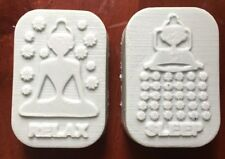 Sleep, Relax, Relaxation Soap/ Spa Soap Mold- NEW