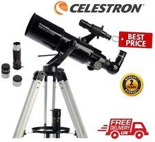 Celestron Power Seeker 80AZS Refractor Telescope 21087 (UK Stock)