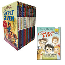 Complete Secret Seven Collection 17 Books Box Set Good Old Timmy, Well Done NEW