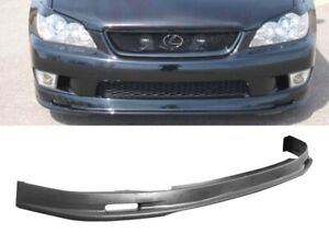FOR 01-05 LEXUS IS300 MG BUMPER LIP SPOILER CHIN VALANCE urethane UNPAINTED