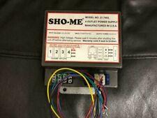 Sho-Me 21-7462 4-Outlet 60-Watt Strobe Light Power Supply