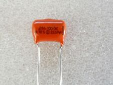 Condensateur .056uF 56nF 100V Sprague Orange Drop 225PW