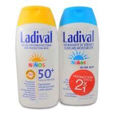Ladival Fotoprotector leche 50 Niños 200 ml Aftersun Regalo.pieles Atópicas