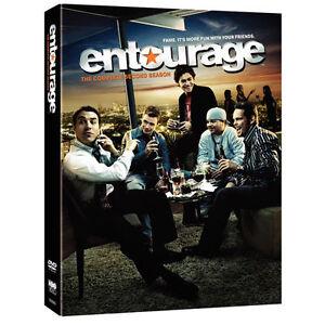 Entourage: The Complete Second Season (DVD, 2006, 3-Disc Set) Brand New, Sealed!