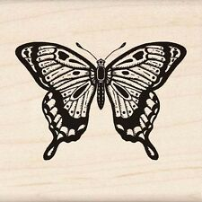 BUTTERFLY Rubber Stamp 90582 Inkadinkado Brand NEW! insect bug