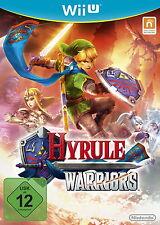 Nintendo WiiU Hyrule Warriors NEU/OVP vom Fachhändler