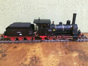 Steam - Engine Locomotive - Maerklin Gauge 1