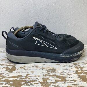Altra Mens AL0A4VQO 442 Paradigm 5 Foot Shape Lace Up Gray Sneaker Shoes 10.5