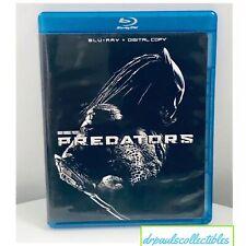 Predators (Blu-ray,Digital Copy) Region(A) Preowned (no Guarantee on Digital)