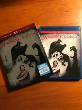 An American Werewolf in London Restored Edition Blu-Ray W/ Slipcover Horror