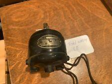 Vintage General Electric Ac Motor Circa 1928 Model 20060 Tiny Motor 1200 Hp
