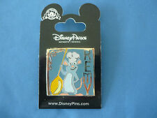 REMY  Disney Pin  RATATOUILLE  New  on Card