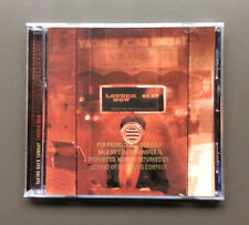 TAKING BACK SUNDAY - Louder Now CD VG 2006 11 Tracks Limited Promotional Copy