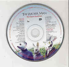 "The Original 1971 Film ""THE WICKER MAN"" - Music Soundtrack CD (New) - DISC ONLY"