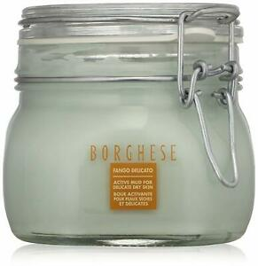 Borghese Fango Delicato Active Mud for Delicate Dry Skin 17.6 oz For Charity.