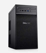 NEW Dell PowerEdge T40 Tower Server Intel Xeon E-2224G 3.5GHz 8GB 1TB No OS