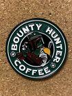 Disney Star Wars Boba Fett Bounty Hunter Coffee Starbucks Fantasy Pin - LE50