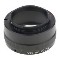 For M42 Mount Lens to Sony E Mount Adapter NEX-5 NEX-6 NEX-7 Camera Body