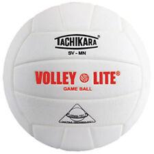 Tachikara SVMN Volley-Lite White Volleyball