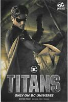 Titans Dick Grayson Robin Nightwing Photo Variant New Teen Titans #1