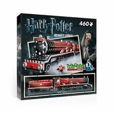 Harry Potter Hogwarts Express 3d Puzzle 460 pcs Wrebbit
