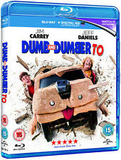 Dumb and Dumber To (with UltraViolet Copy) [Blu-ray]