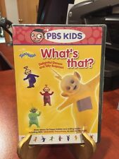 Teletubbies: What's That? Delightful Dances and Silly Surprises (DVD,1998) NEW