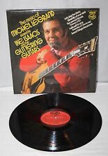 """12"""" LP - Music Of Michel Legrand Played by Ike Isaacs & The Glittering Guitars"""