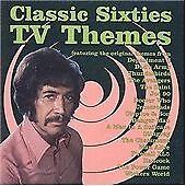 25 60s Cult TV Themes ex thunderbirds dr who crossroads joe 90 z cars saint