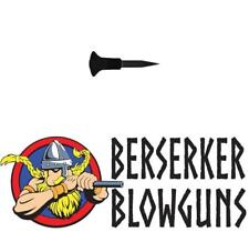 50 pack -  .40 cal Spike Blowgun Tactical Darts by Berserker Blowguns