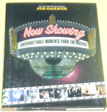 Now Showing 2003 Unforgettable Movie Moments New Book/DVD! Nice See!