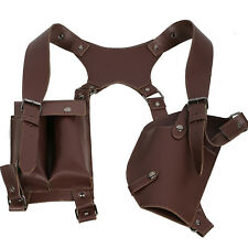 XCOSER Uncharted 4 Shoulder Holster Nathan Drake Costume Props Thief's End Belt