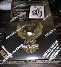 Harley Davidson Premium Collectors Cards Series 2 Factory Sealed 36 Count 1992