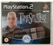 TIME SPLITTERS FUTURE PERFECT - PLAY STATION 2 - PS2 - PROMO - RARE