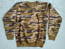 Russian Army Issue SWEATER FLORA Camouflage - Military Surplus Item - Brand New!