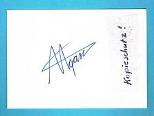 Agassi Andre                      1-8/0073