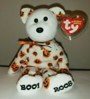 Ty Beanie Baby - CARVERS the Bear (Hallmark Exclusive) MINT with MINT TAG