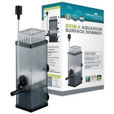 SKIMMER di superficie acquario filtro acqua purificatore altezza regolabile per 350 L FishTank