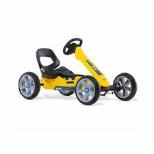 Berg Reppy Rider Pedal Junior Go Kart Yellow