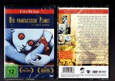 DER PHANTASTISCHE PLANET  (DVD)  NEU  OVP