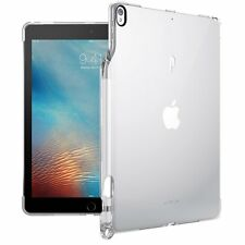 Case For iPad Pro 10.5 Clear Poetic【Lumos】Soft Transparent Ultra-Thin Resistant