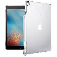 Case For iPad Pro 9.7 / Pro 10.5 / Pro 12.9 Poetic【Lumos】Soft Transparent TPU