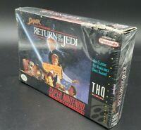 Super Star Wars: Return of the Jedi (SNES, 1994) - Sealed