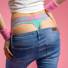 STARTER Black Label® Premium Damen String Bunt Mix  (3er Pack)