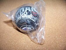 ONE BALL ONLY - 2010 Colorado Rockies textured black silver white baseball MLB