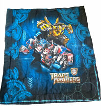 Vintage Transformers Comforter Bed Set Sheets Pillow Cases Reversible FULL Size
