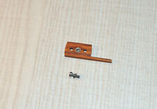 Super Exclusive Wood Headshell for Clearaudio Concept Turntable Cocobolo Wood